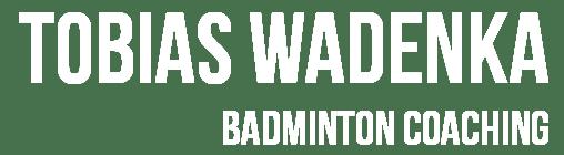 Tobias Wadenka Badminton Coaching